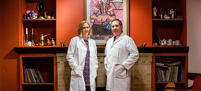 Dr Worth and Mussalli in NYT